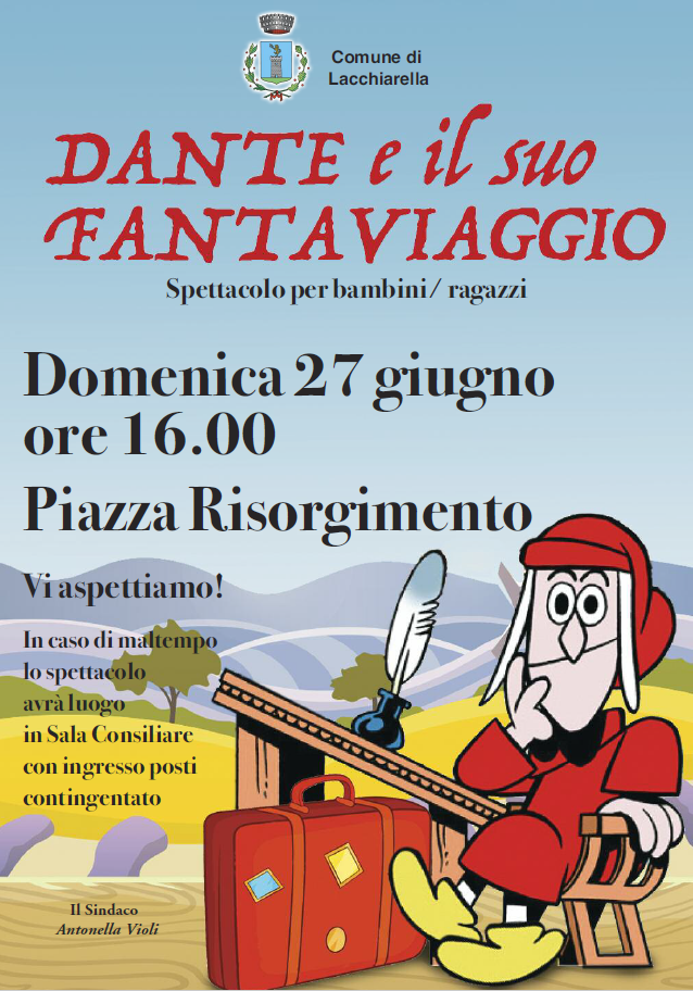 Dante e il fanta viaggio