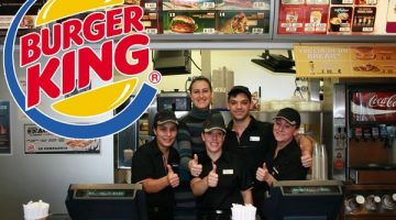 BURGER KING RICERCA PERSONALE