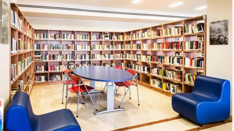 biblioteca interno