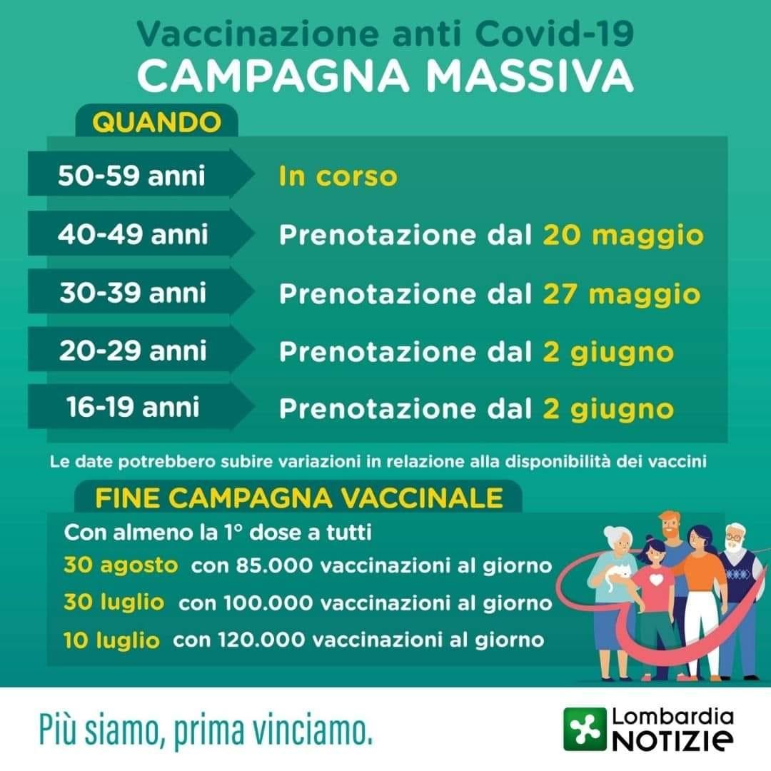 campagna vaccini