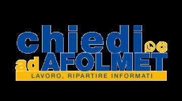CHIEDI AD AFOLMET RIPARTIRE INFORMATI