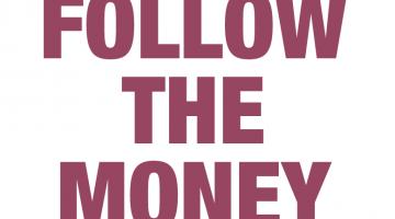 PRESENTAZIONE DEL LIBRO: FOLLOW THE MONEY