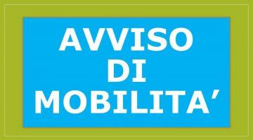 BANDO DI MOBILITA' VOLONTARIA PER UN POSTO DI ASSISTENTE SOCIALE CAT. D A TEMPO PIENO