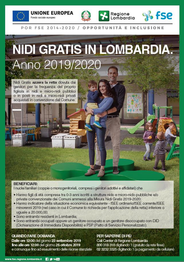 nidi gratis 2019
