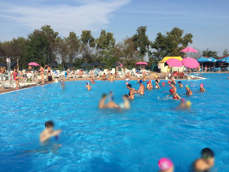 inaugurazione punto ristoro piscina comunale comune di