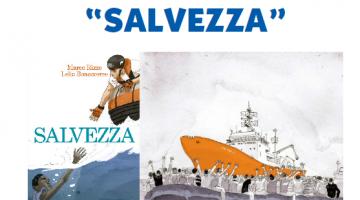 """PRESENTAZIONE DEL FUMETTO """"SALVEZZA"""""""