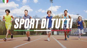 """ANCI – PROGETTO """"SPORT DI TUTTI"""""""